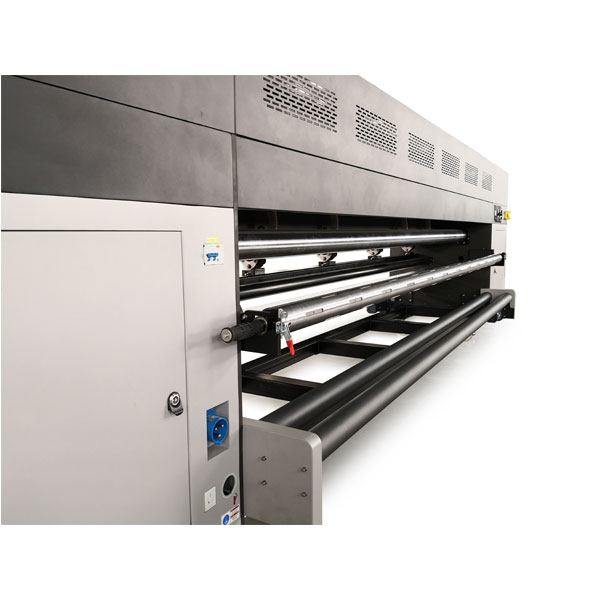JSW Nível Industrial UV Roll to Roll Printer